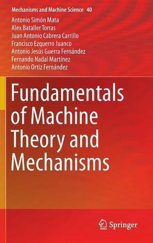 Fundamentals of Machine Theory and Mechanisms. Spreinger